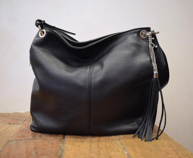 Leather Purse - Diana