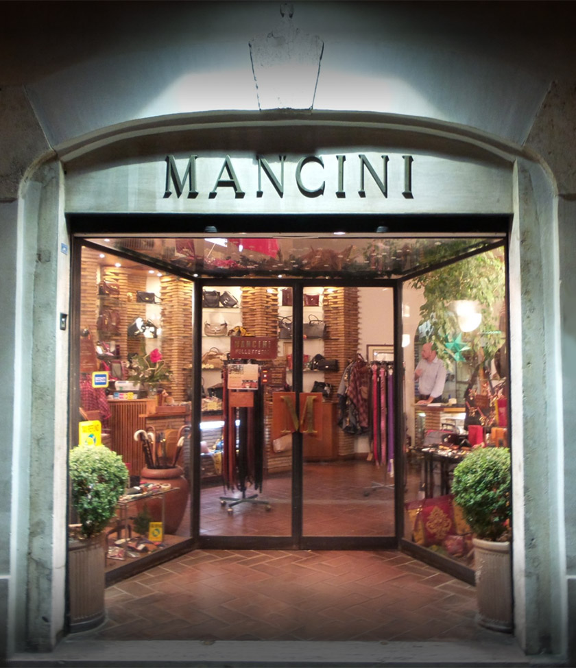 Mancini Leather Since 1918, Italian leather handbags, travel and special bags.