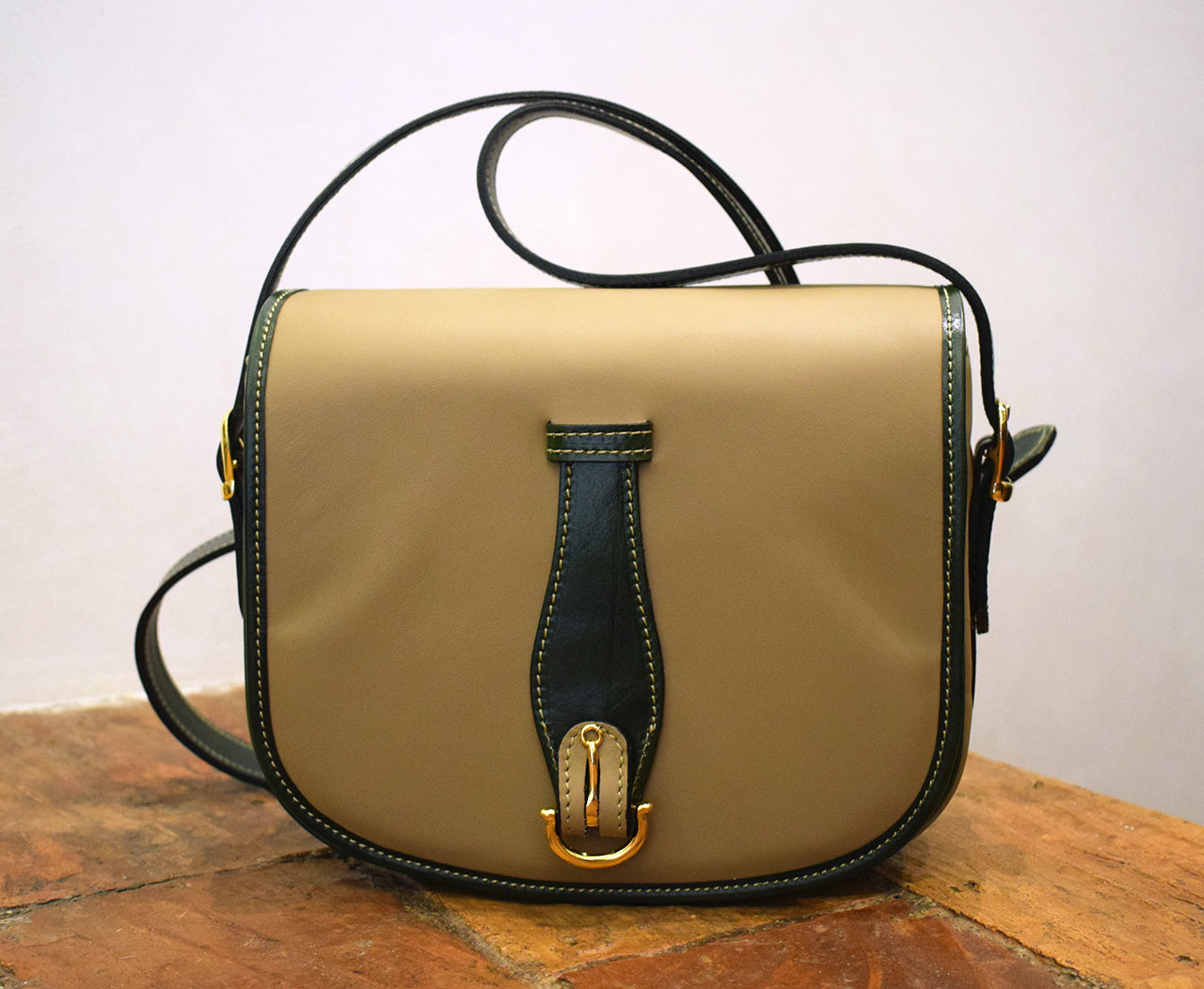 Vesta, Italian leather handmade purse - Mancini Leather Since 1918